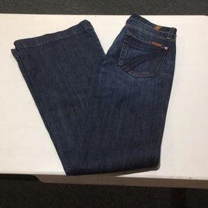 Dojo flare jeans 24x33